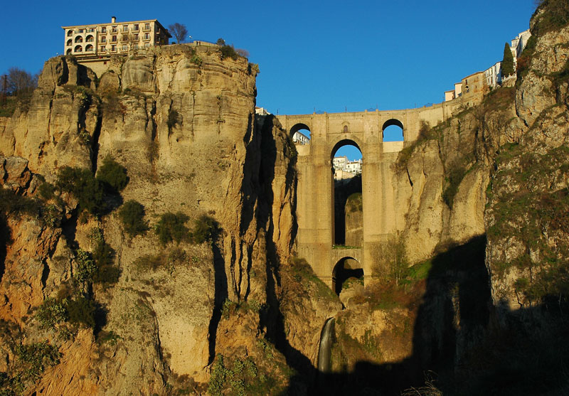 Puente Nuevo and the Ronda gorge